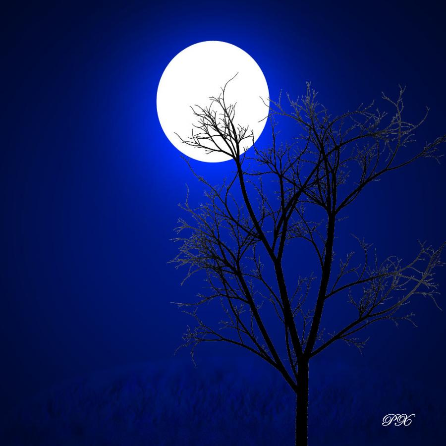 Border crossings china a moonlit night on the spring river for What does the song moon river mean